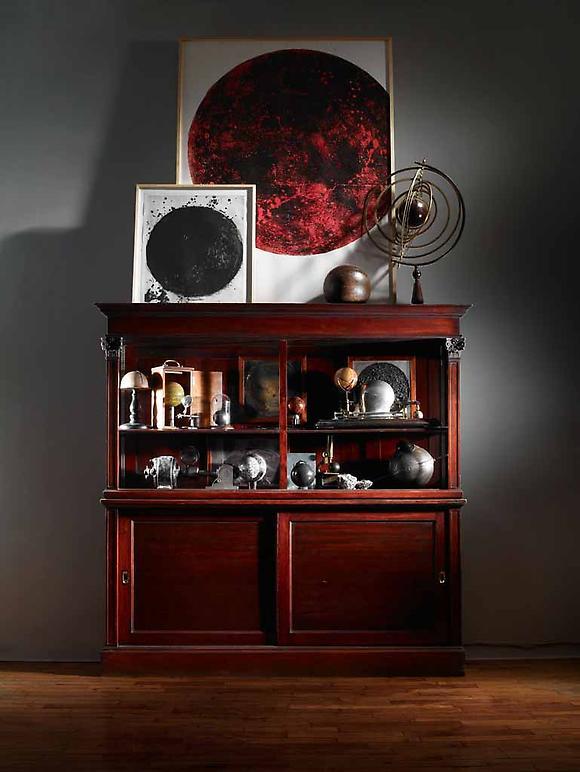 Qu est ce qu un cabinet de curiosit s celadon collection for Meuble cabinet de curiosite